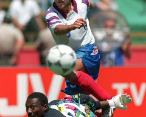 to Oleg Salenko setting a FIFA  record in 1994 by scoring five goals in one gam...