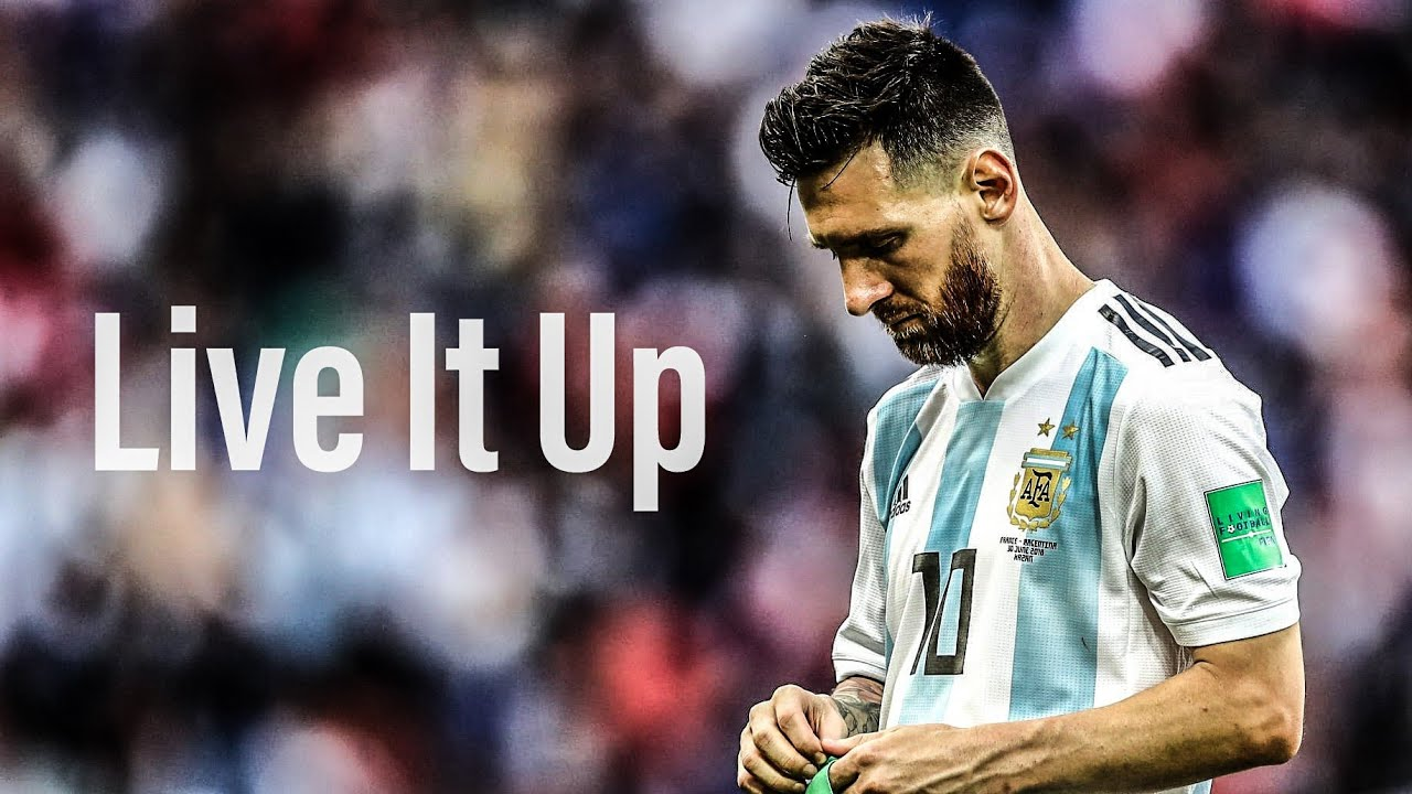 Lionel Messi || Fifa World Cup 2018 - Live it up || Skills and goals 2020