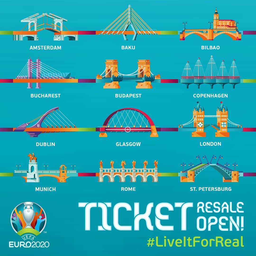 The ticket resale window is open!    tickets on sale NOW via the official resal...