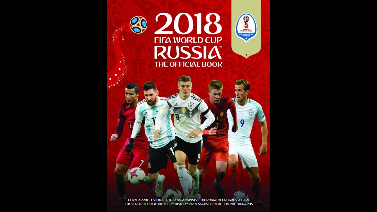 FIFA World Cup 2018 Russia - All Goals