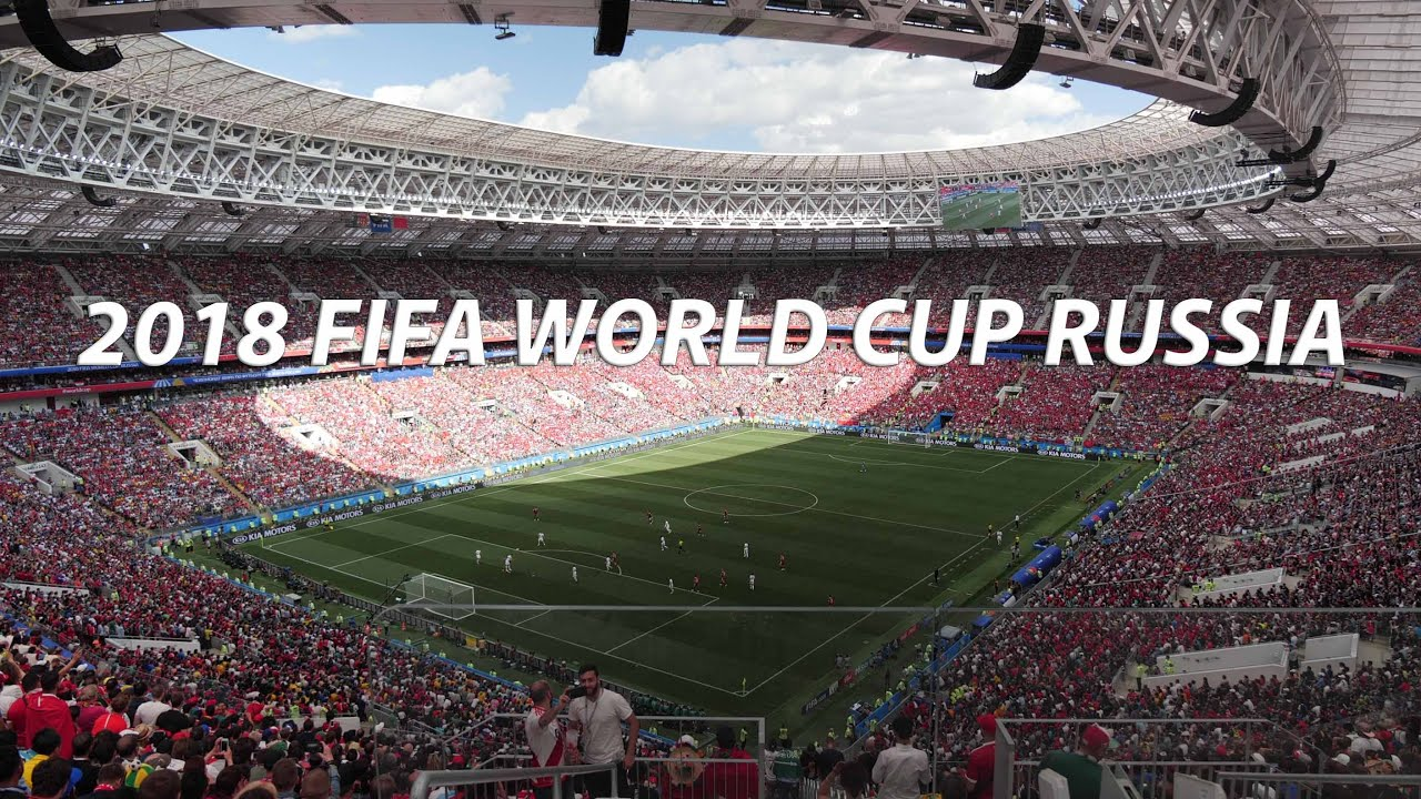 My Journey Through Russia: 2018 FIFA World Cup Russia