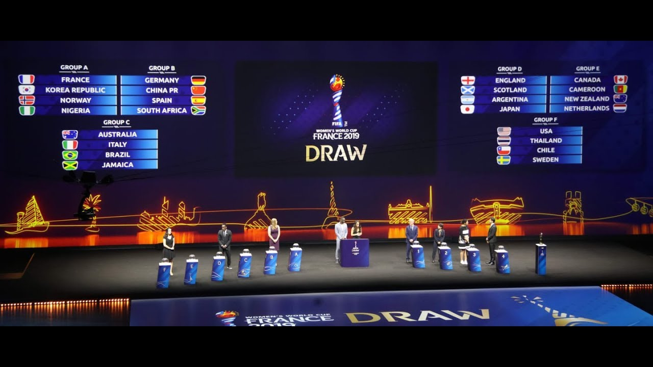 All the goals of the women's world cup france 2019