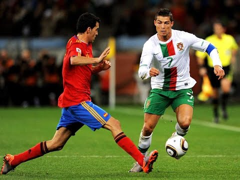 Portugal and Spain penalty shootout | Foot World