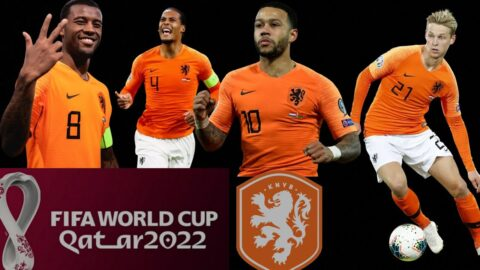 How Could Netherlands Line-Up at FIFA World Cup 2022 And Uefa Euro 2021