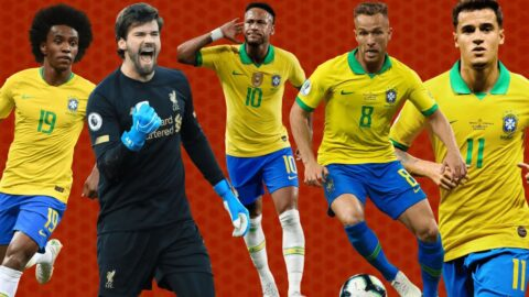 How Could Brazil Line-Up At FIFA World Cup 2022
