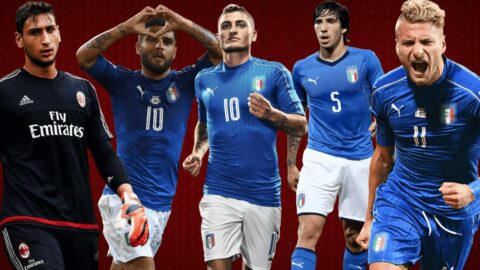 How Could Italy Line-Up At FIFA World Cup 2022 And UEFA Euro 2021